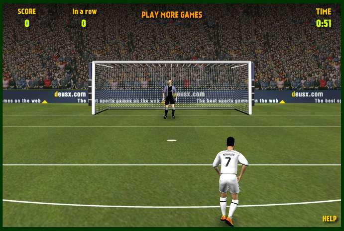 Playing Online Soccer Games – A Great Way to Pass the Time