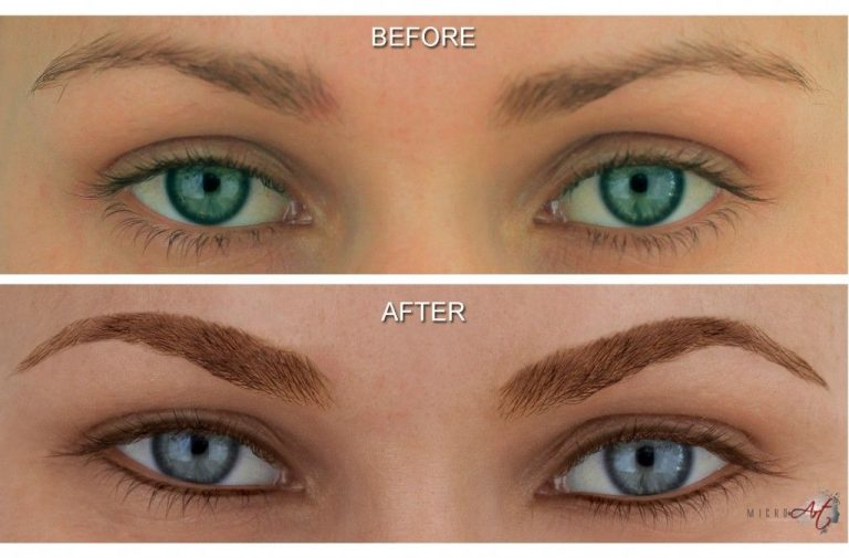 Tattoo For Eyebrows – Tips And Advice